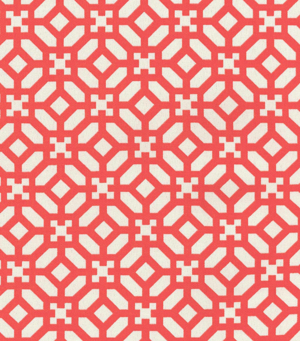 Waverly Outdoor Fabric 54\u0022-In the Frame Peachtini