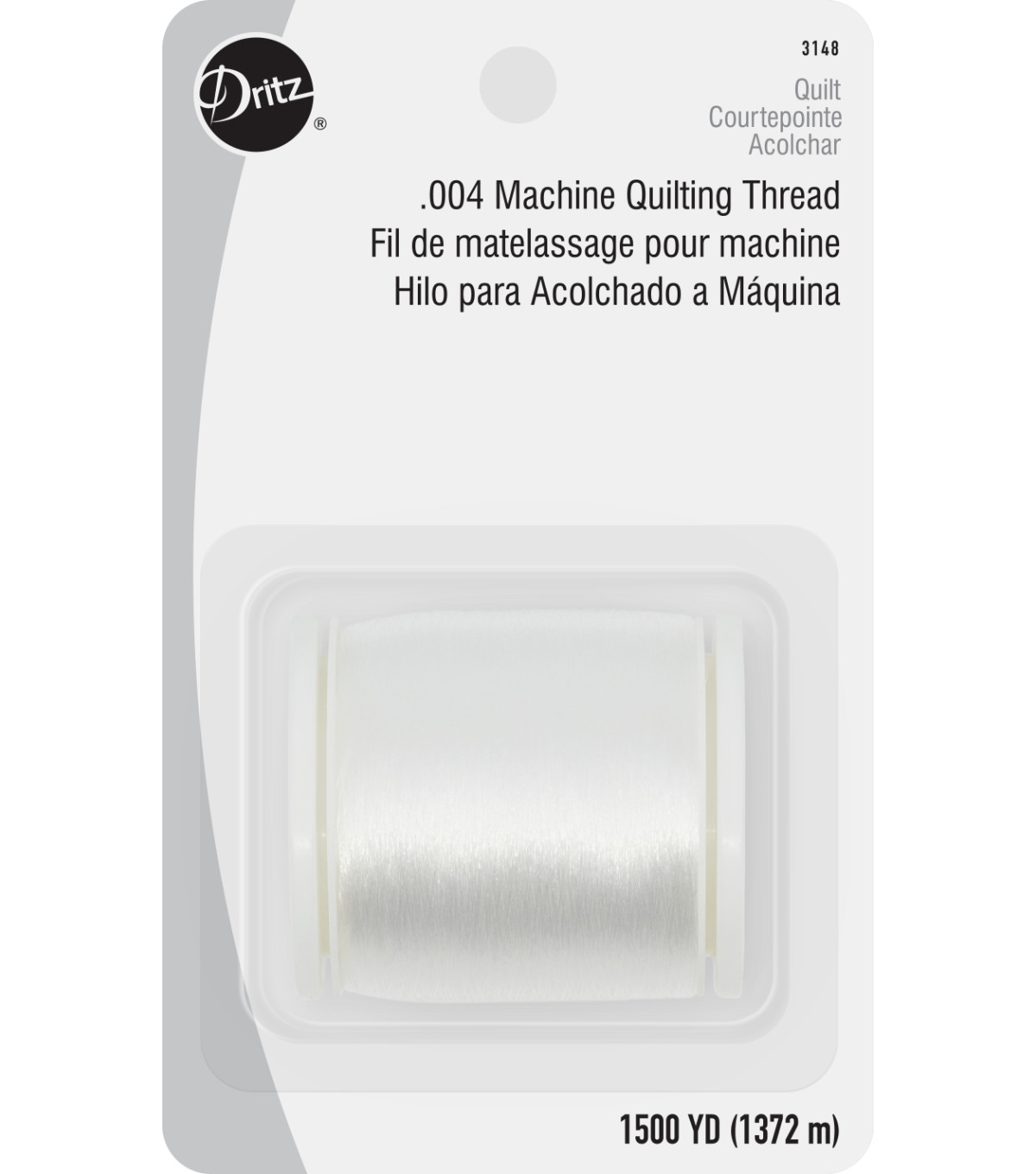 Dritz Quilting.004 Machine Quilting Thread