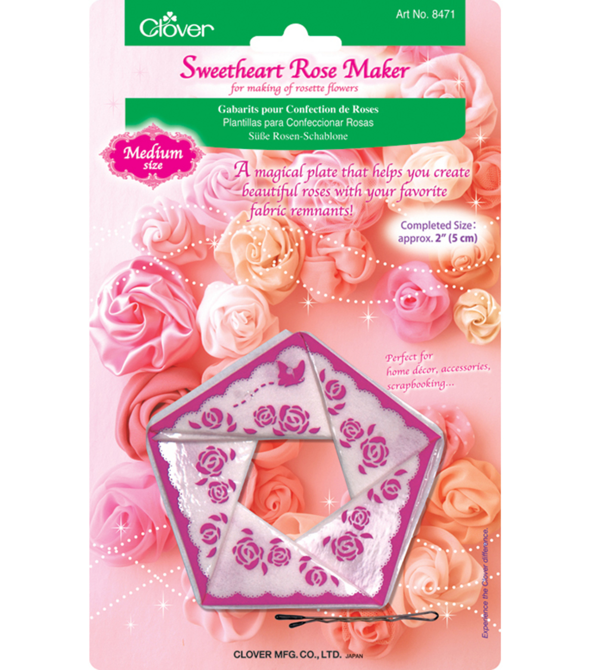 Sweetheart Rose Maker
