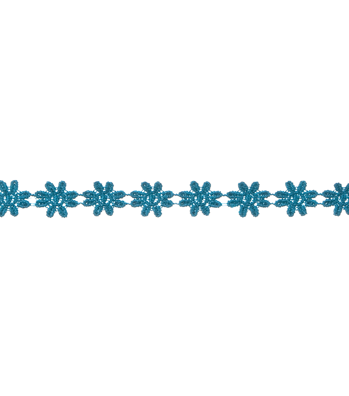 Daisy Chain Turquoise 2 Yds Apparel Trim