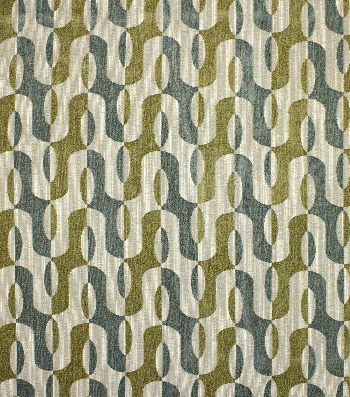 Home Decor 8\u0022x8\u0022 Fabric Swatch-Upholstery Fabric Barrow M8717-5671 Lagoon