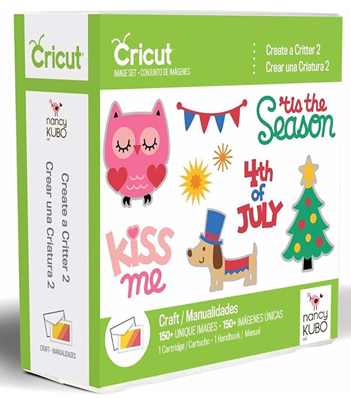 Cricut® Create a Critter 2 Cartridge
