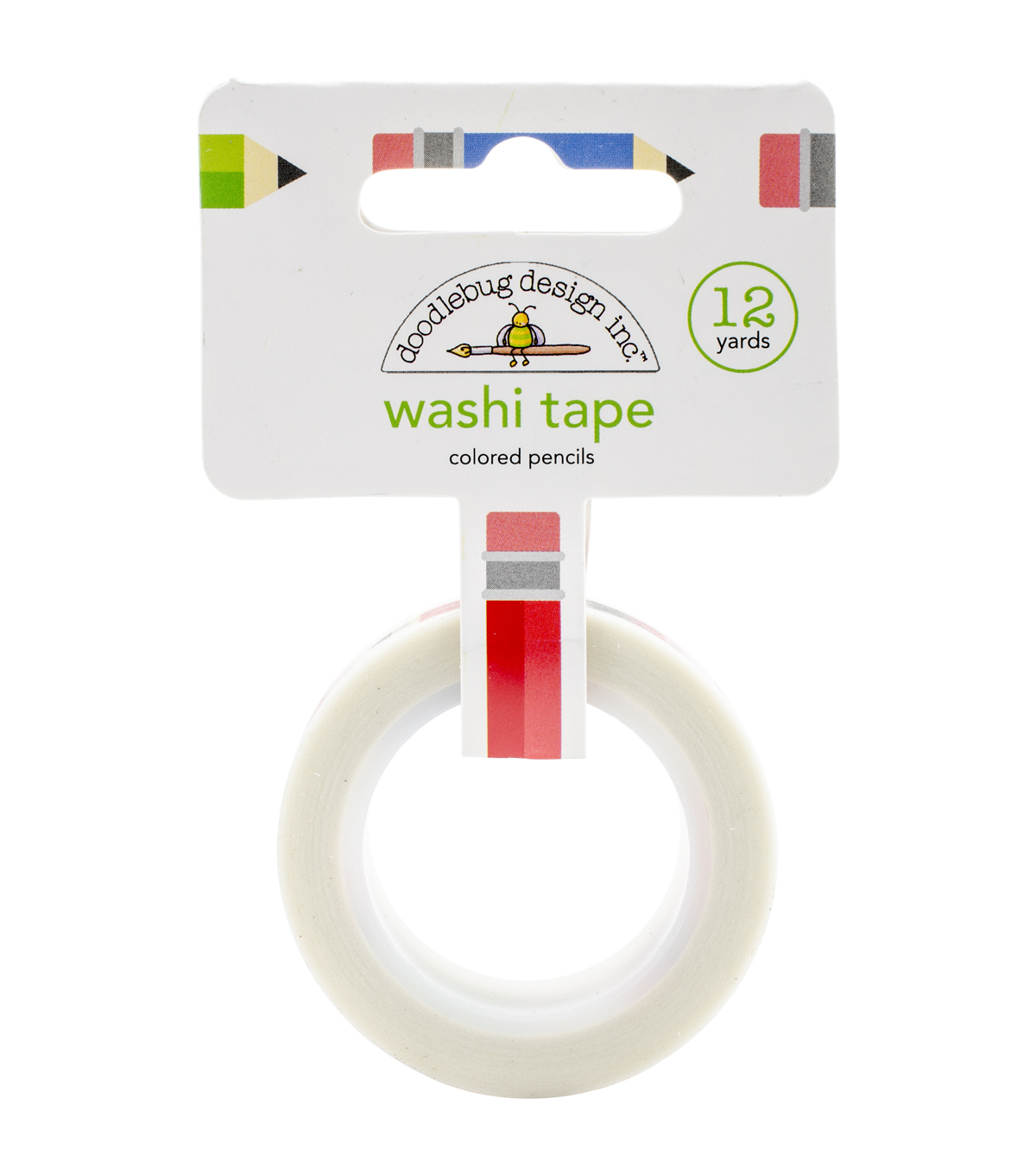 Colr Pencl-school Washi Tape