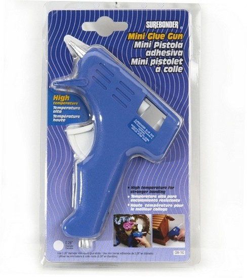 Mini Hi-Temp Glue Gun W/Trigger