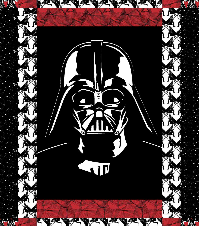 Darth Vader Quilt Kit - Darth Vader Quilt | JOANN : joann fabrics quilt kits - Adamdwight.com