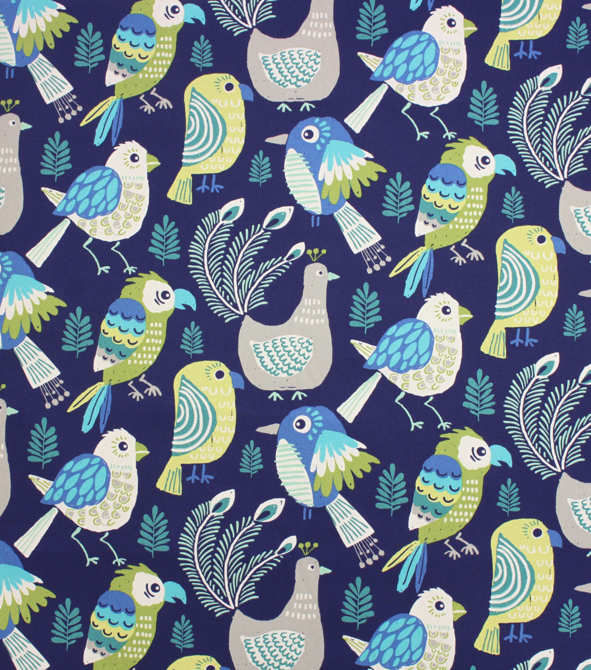 Solarium Outdoor Print Fabric 54''-Kitchi Marine