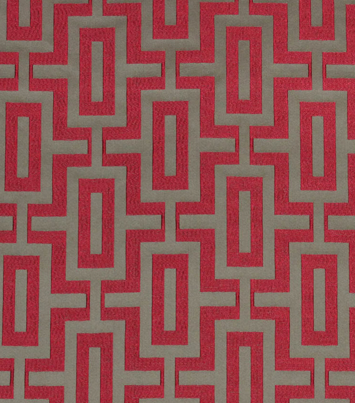 Richloom Studio Print Fabric 55\u0022-Switch Currant