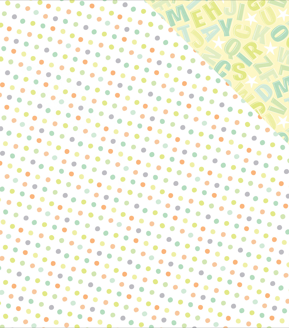 About A Little Boy Double-Sided Cardstock 12\u0022X12\u0022-Lullaby