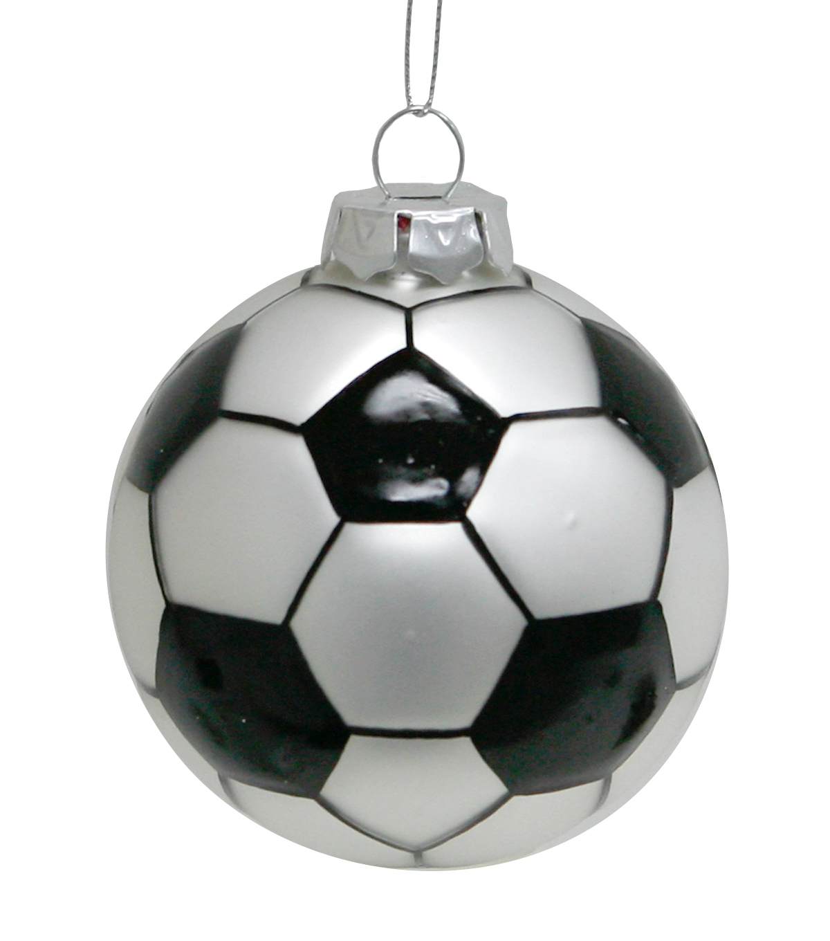 Maker\u0027s Holiday Soccer Ornament