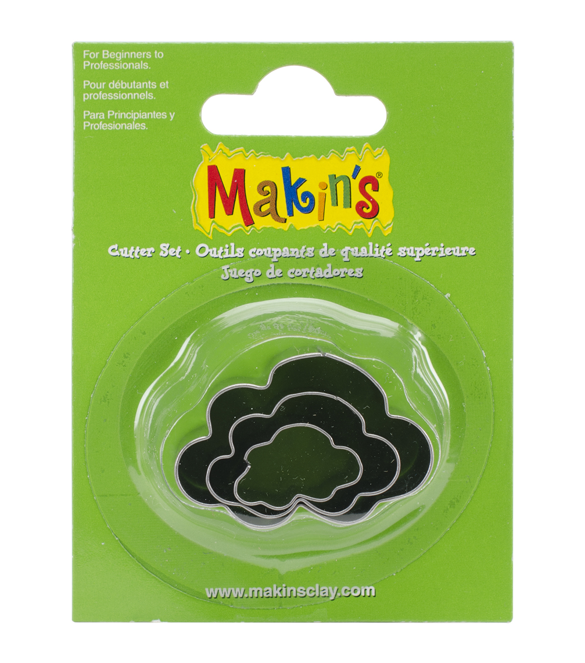 Makin's Clay Cloud Cutters