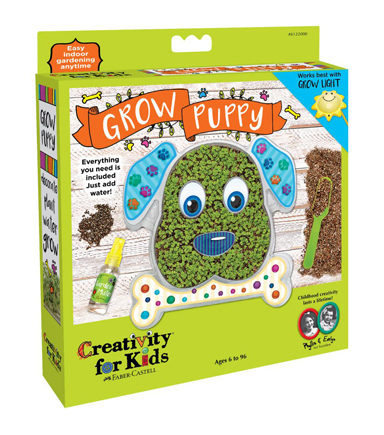 Creativity For Kids® Grow a Puppy Kit