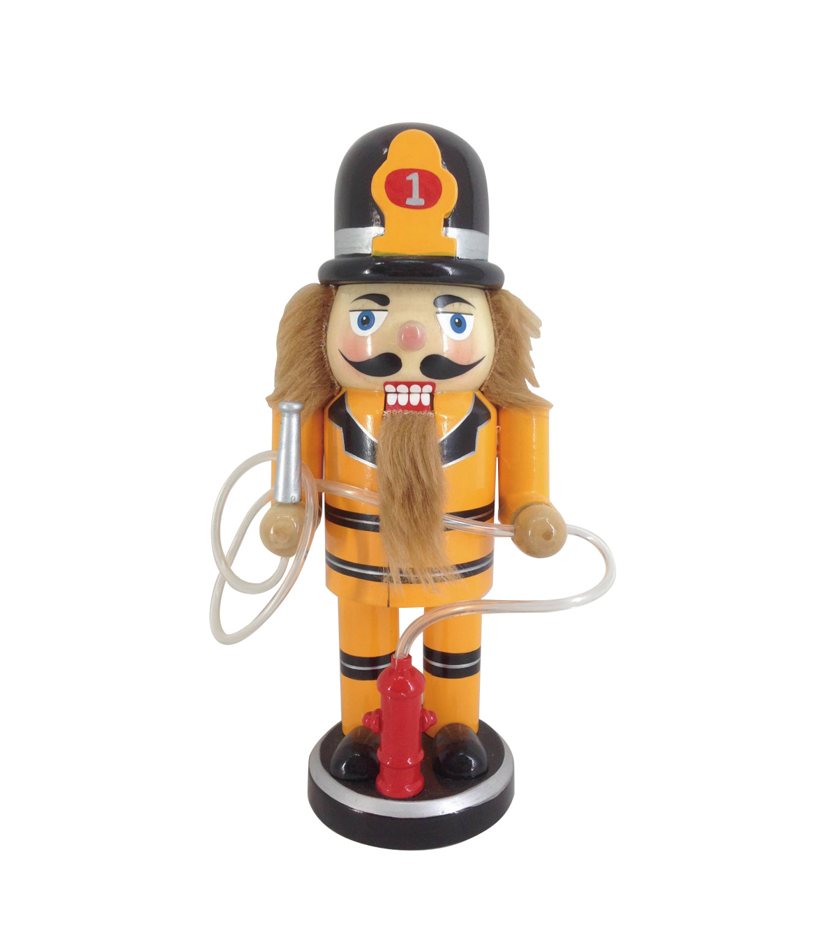Maker\u0027s Holiday 9\u0027\u0027 Fireman Nutcracker