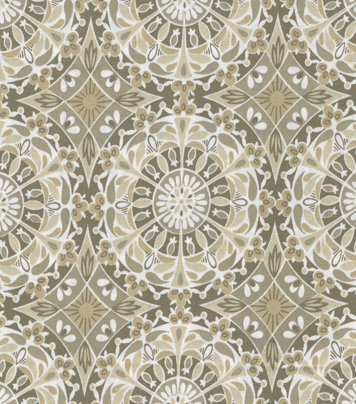 Keepsake Calico™ Cotton Fabric 44\u0022-Cenatory Beige