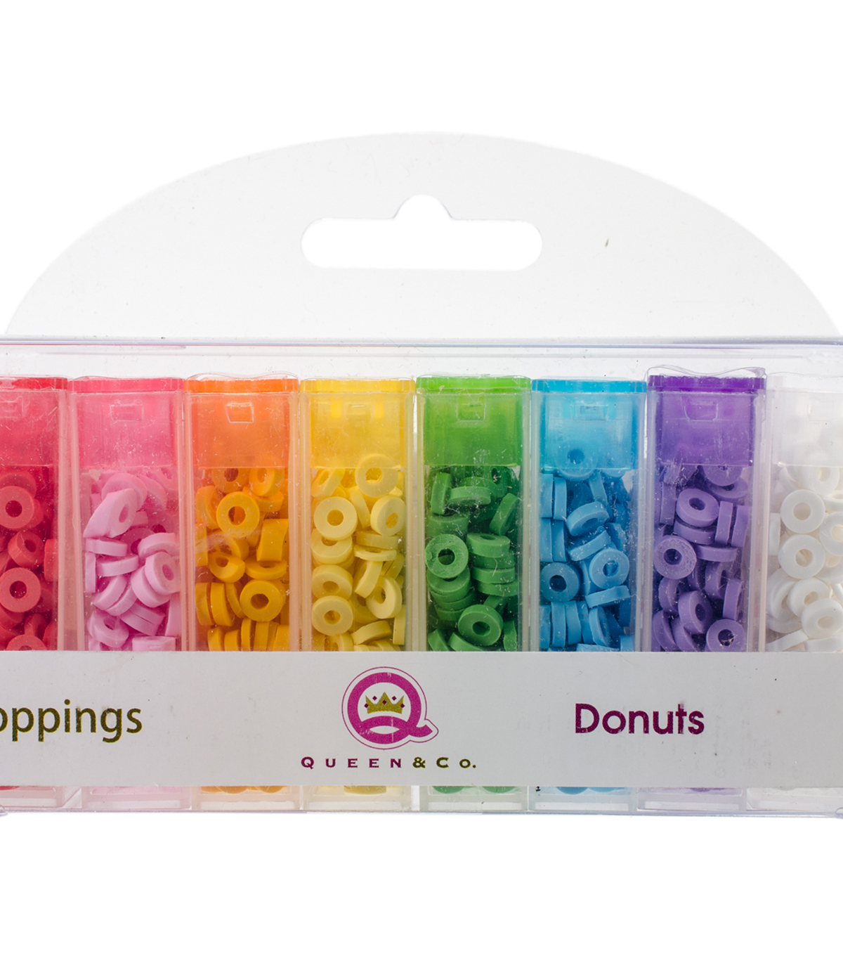 Queen & Co Topping Set-Donuts
