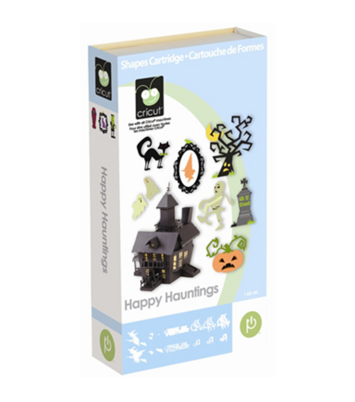 Cricut® Happy Haunting Cartridge