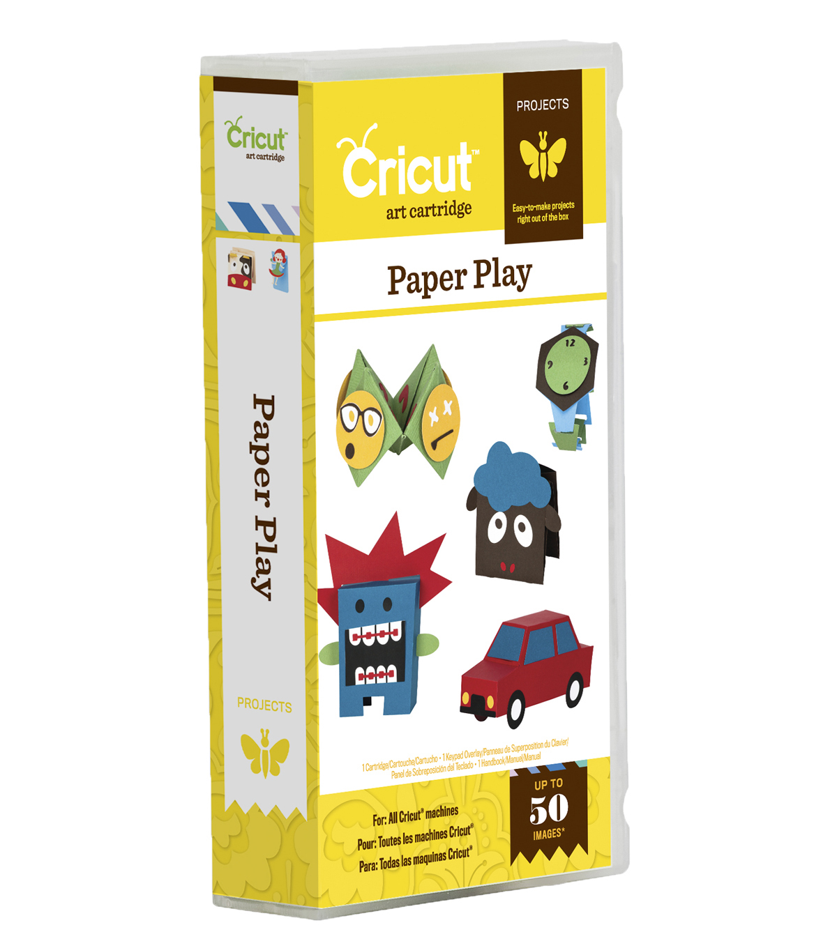 Cricut® Projects Paper Play Cartridge