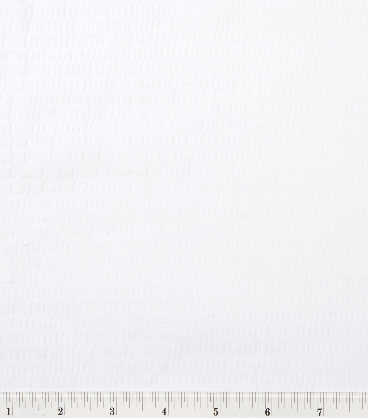 "Tutti Fruitti Fabric 44""-Solid White"