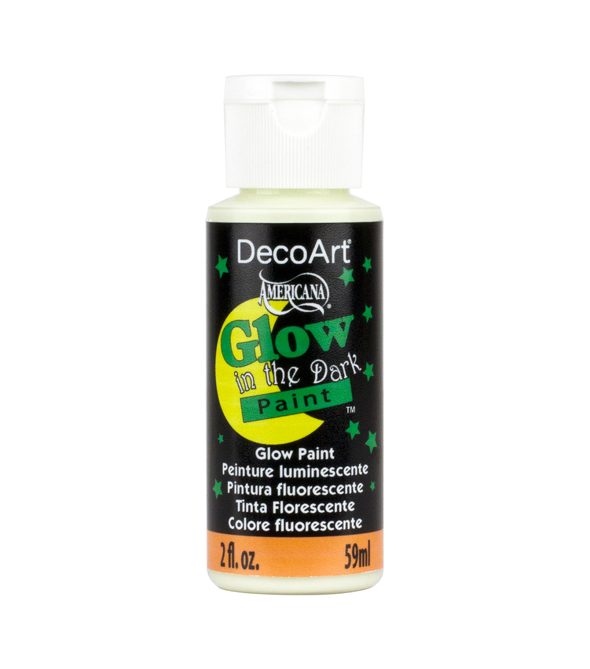 DecoArt Glow-In-The-Dark Medium