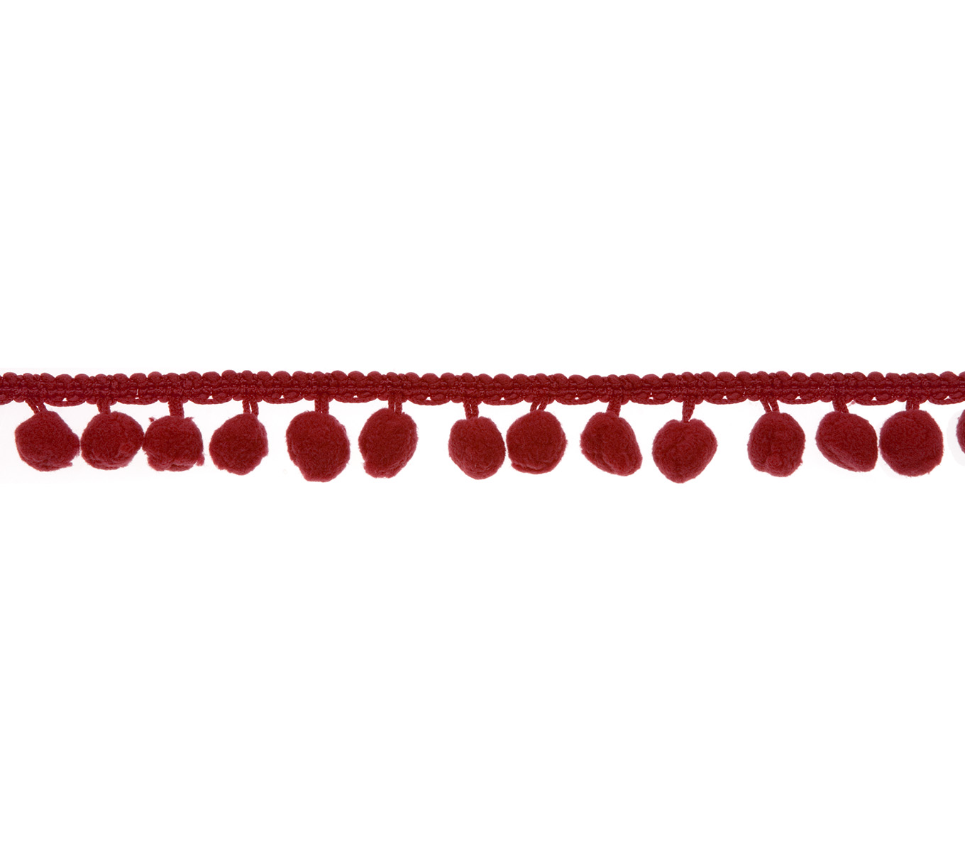 Simplicity 0.75\u0022x4 ft Large Pom Apparel Trim