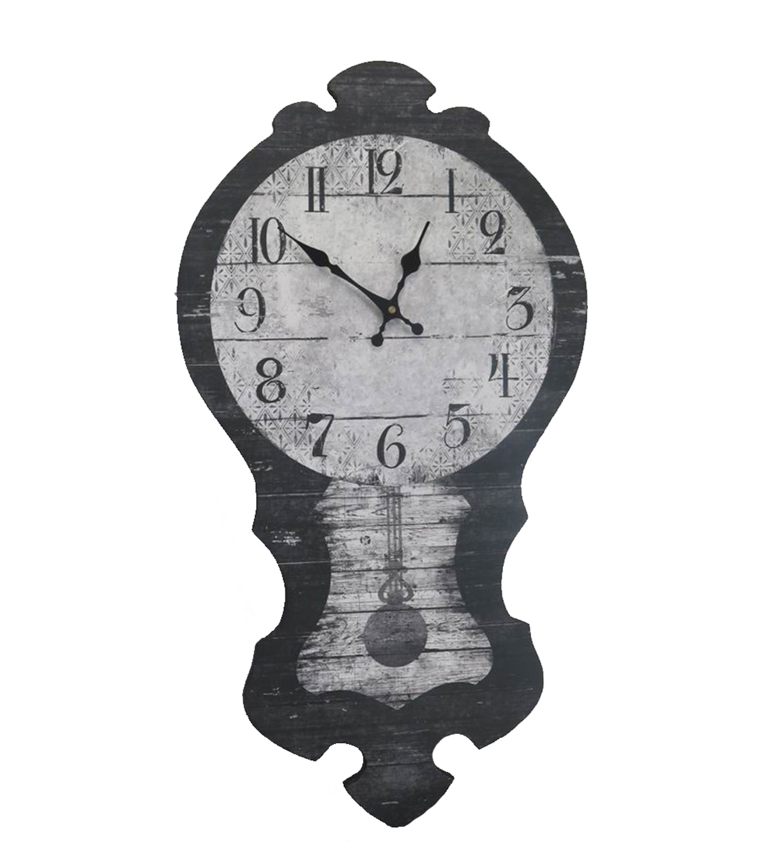 Makers halloween wood wall clock joann makeru0027s halloween wood wall clock amipublicfo Image collections