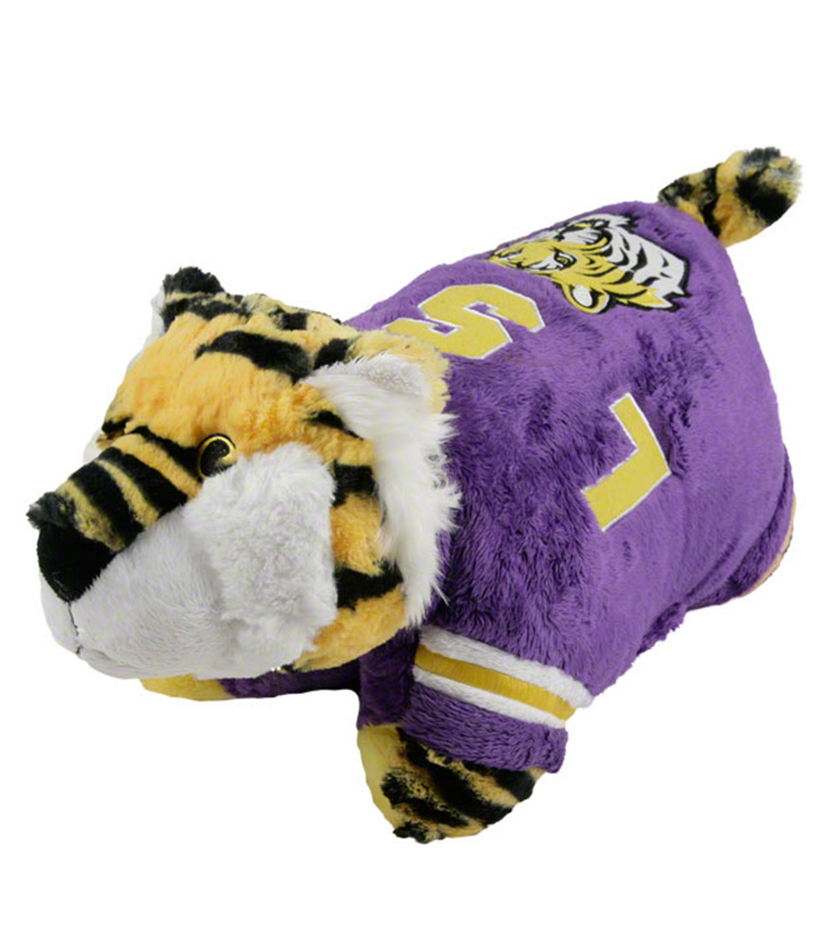 Louisiana State University Tigers Pillow Pet Pillow Pet