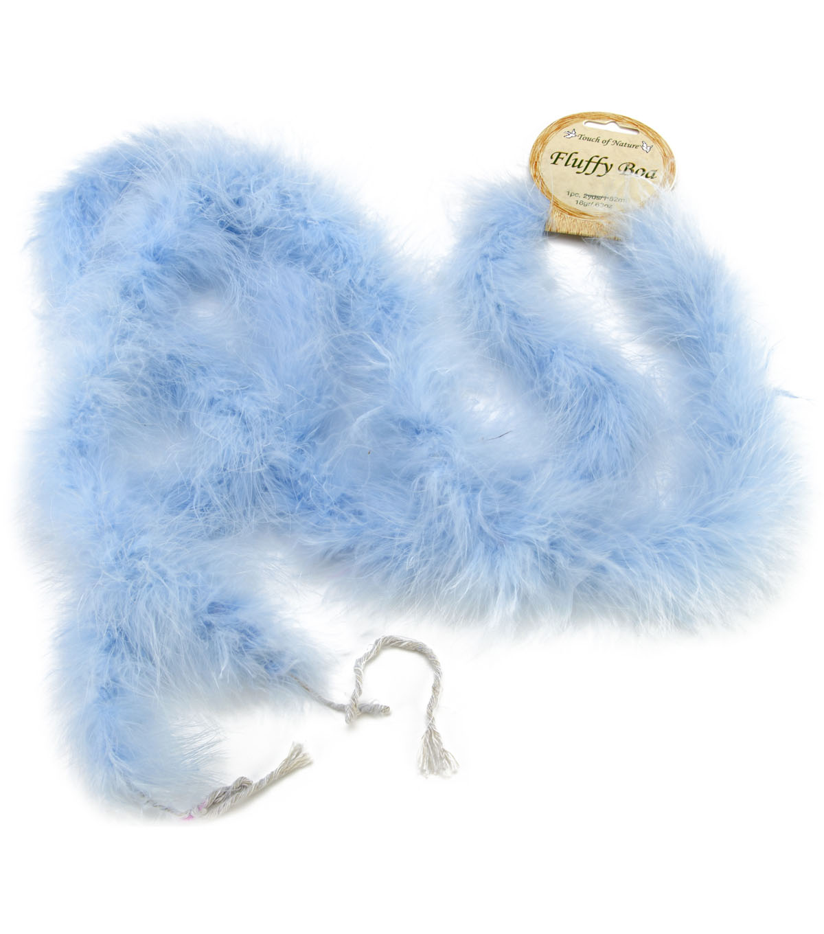 Midwest Designs 72\u0027\u0027 Marabou Feather Boas-1PK