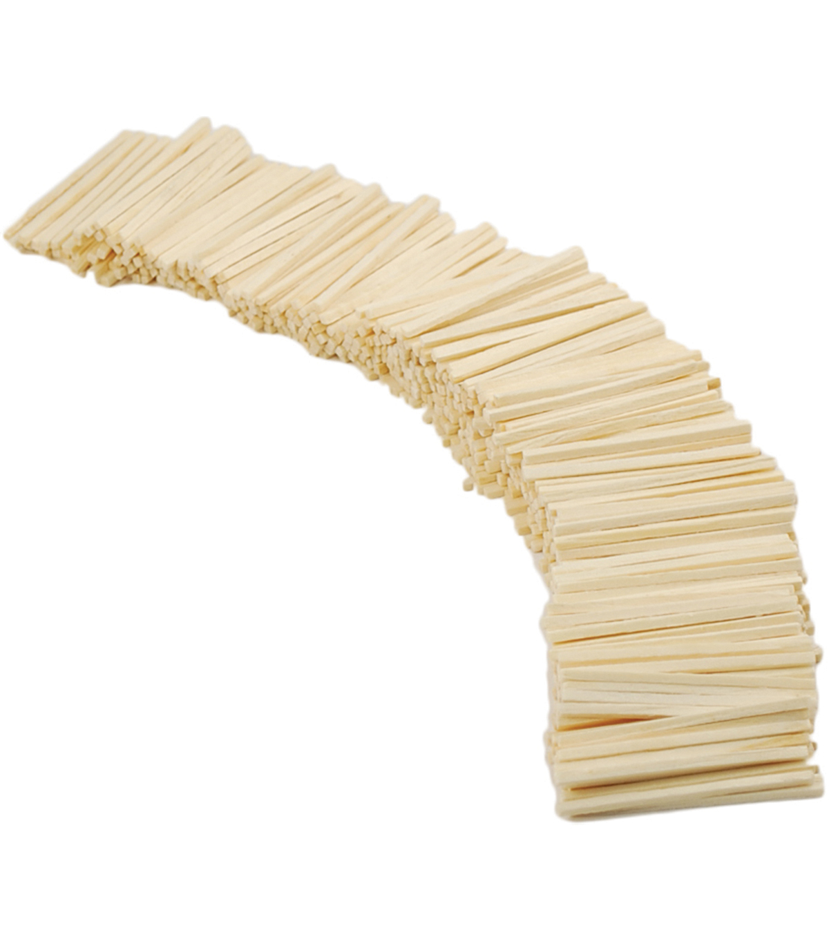 Craft Match Sticks 2\u0022 750/Pkg-Natural