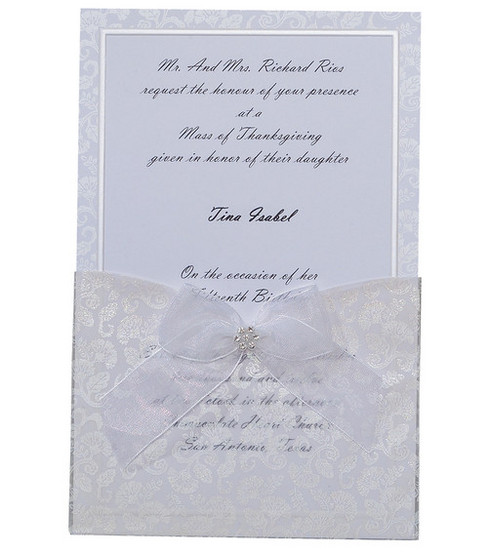 Captivating Wilton® 25ct Print Your Own Invitations Kit Happy Day