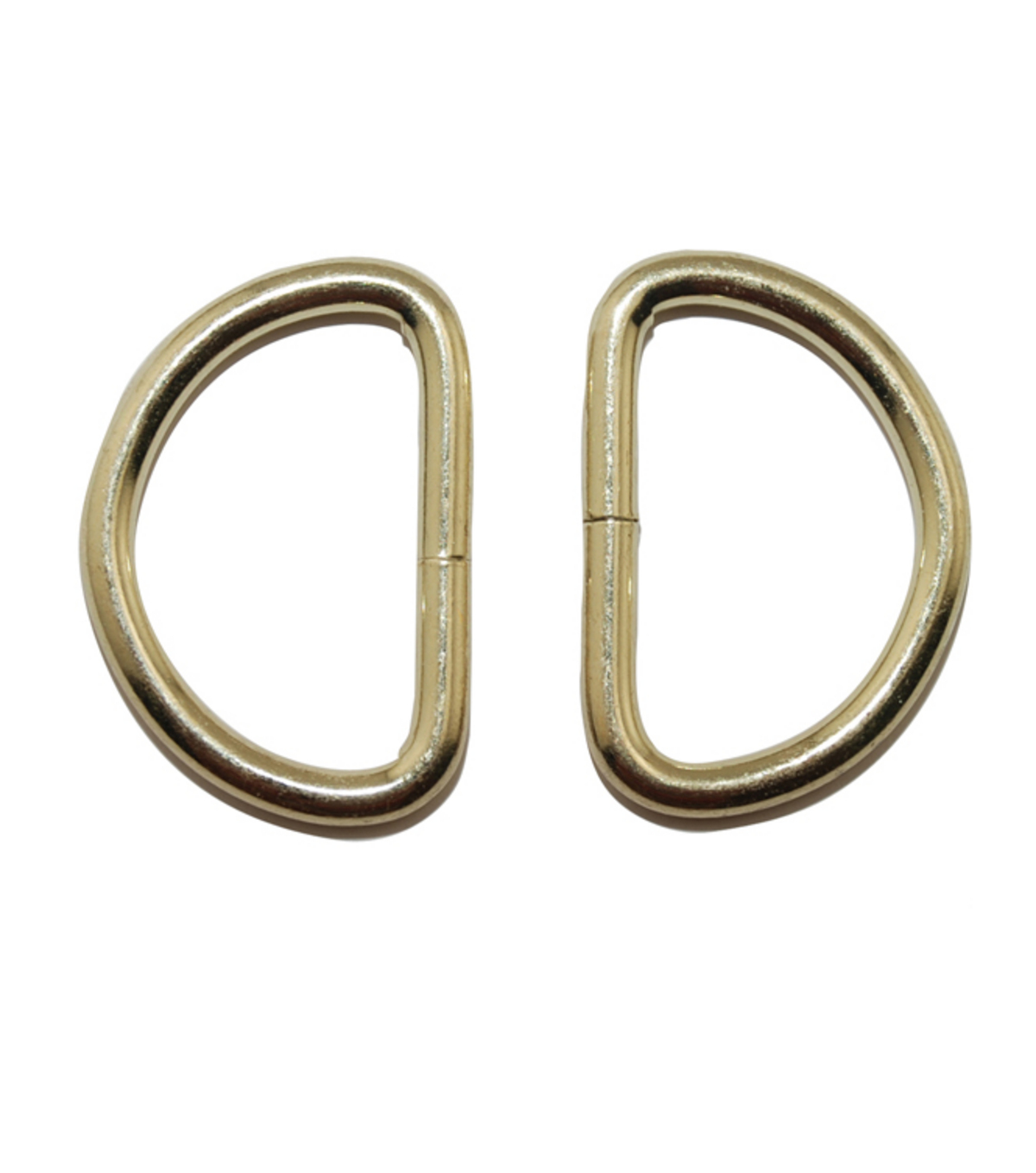 Everything Mary Gold 1.5\u0022 D-Rings-2pk