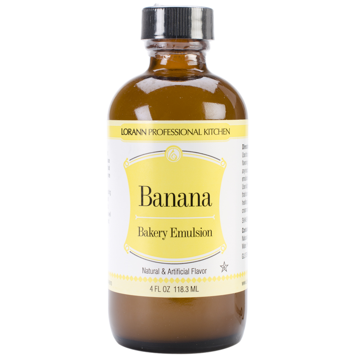 Lorann Oils Bakery Emulsions Natural & Artificial Flavor Banana