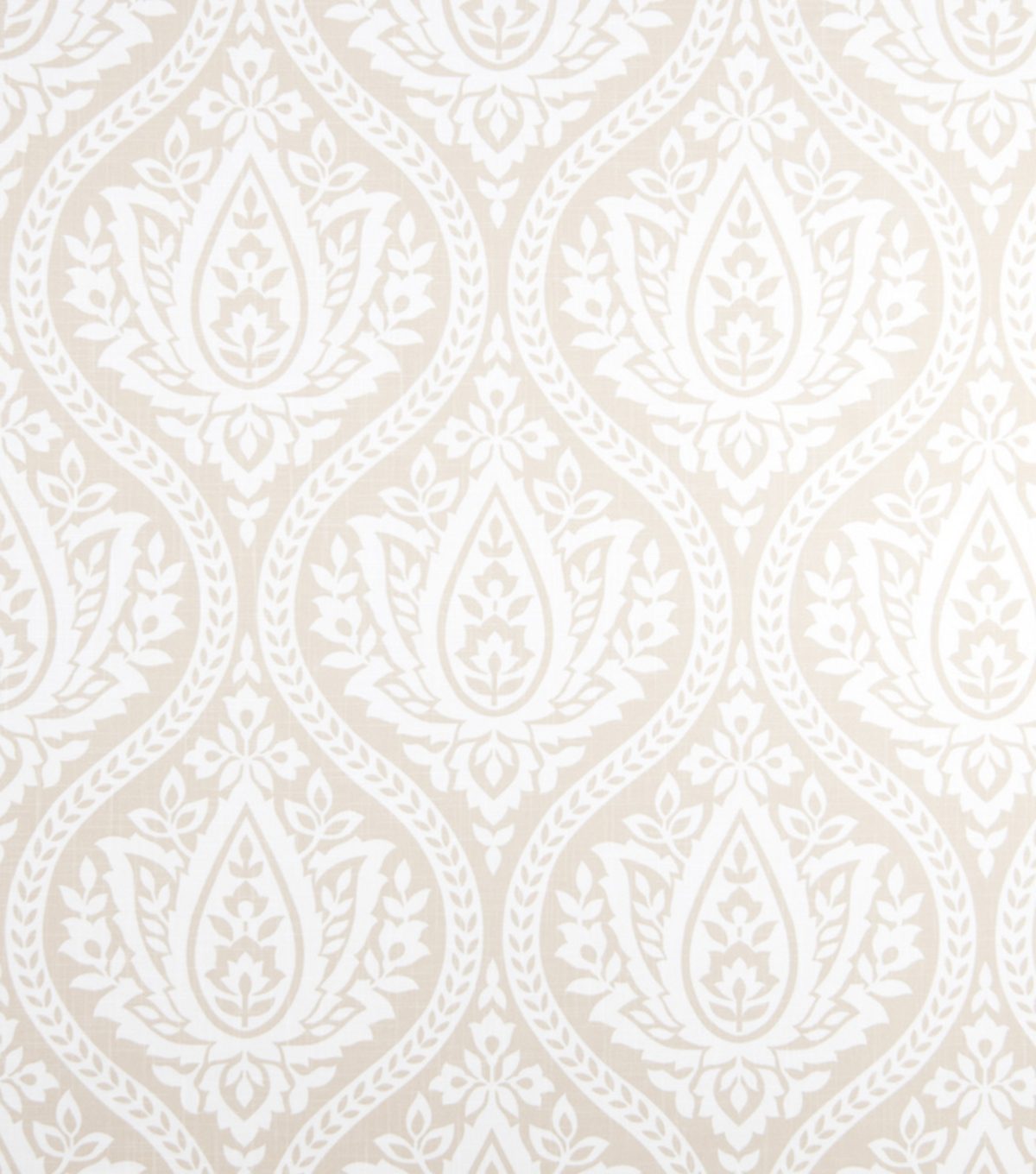 Home Decor 8\u0022x8\u0022 Fabric Swatch-Print Fabric Eaton Square Farrell Camel