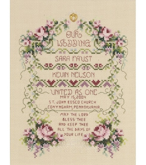 Janlynn Counted Cross Stitch Kit United As One