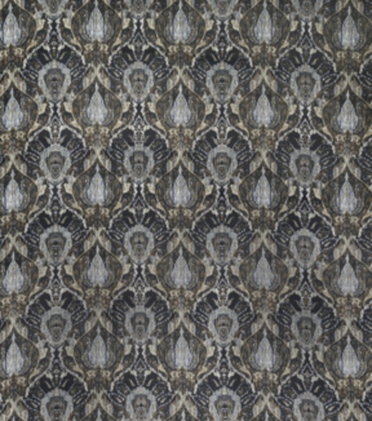 Home Decor 8\u0022x8\u0022 Fabric Swatch-Print Fabric Eaton Square Cartwheel Black