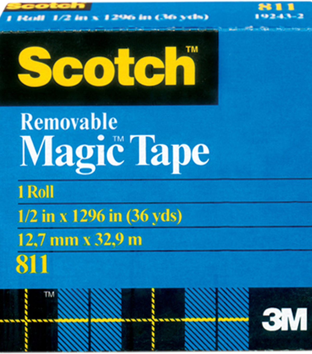 Removable Tape .50