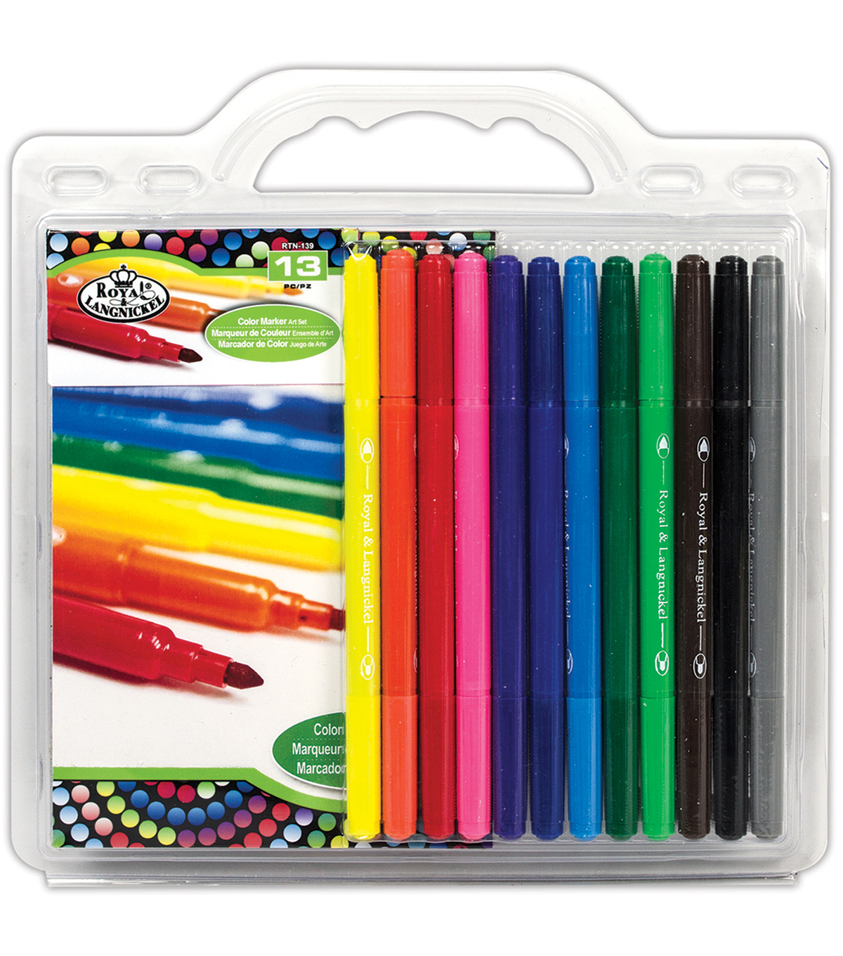 Royal Brush® Marker Art Set