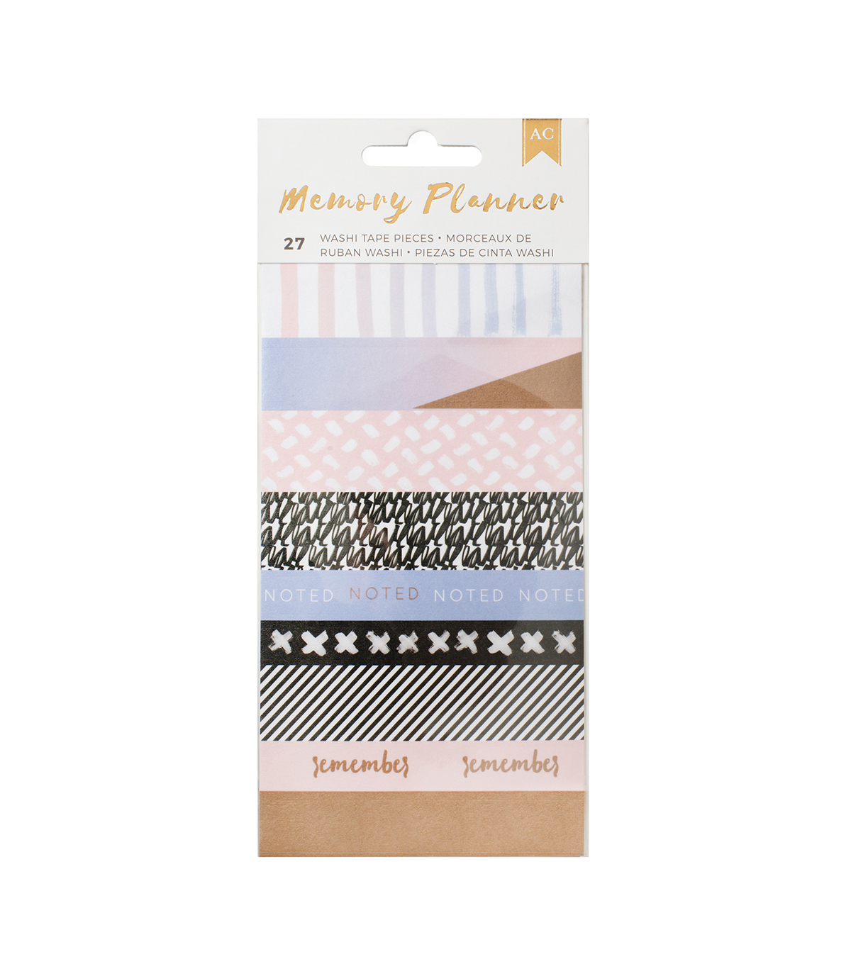 American Crafts™ Memory Planner Washi Sheets