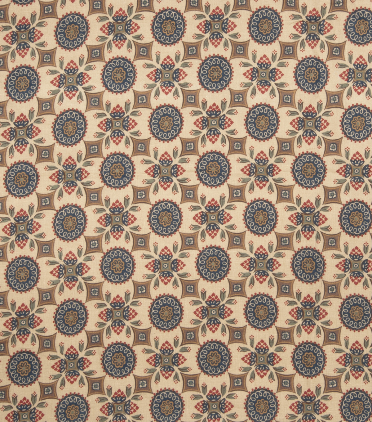 Home Decor 8\u0022x8\u0022 Fabric Swatch-Jaclyn Smith Imogene Heritage
