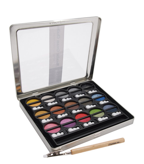 Pebbles I Kan'dee Chalk Set-Metallic