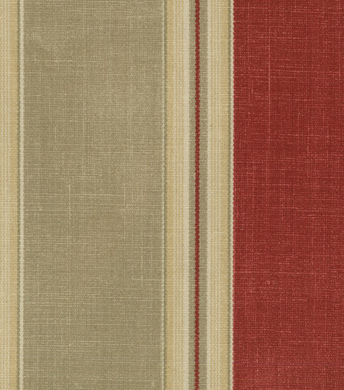 Waverly Upholstery Fabric 54\u0022-Country Club Crimson