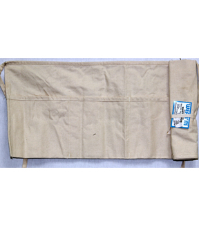 Adult Waist Apron - Natural