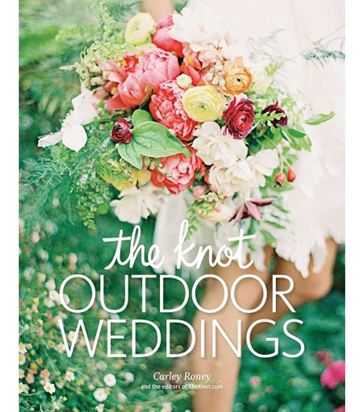 The Knot Outdoor Weddings Book