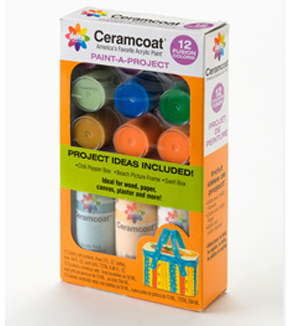 Delta Creative Ceram Paint-A-Project Fusion
