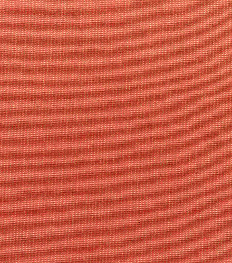 Sunbr Furn Solid Canvas 5409 Brick Swatch
