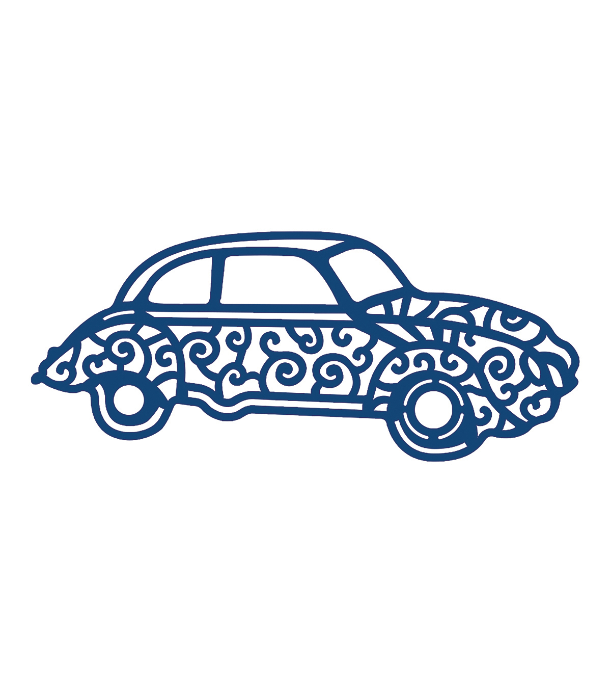 Tattered Lace Metal Die-Classic Car