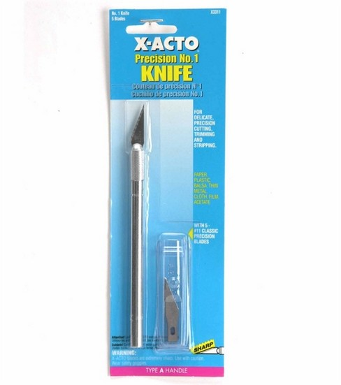 X-ACTO #11 Craft Knife