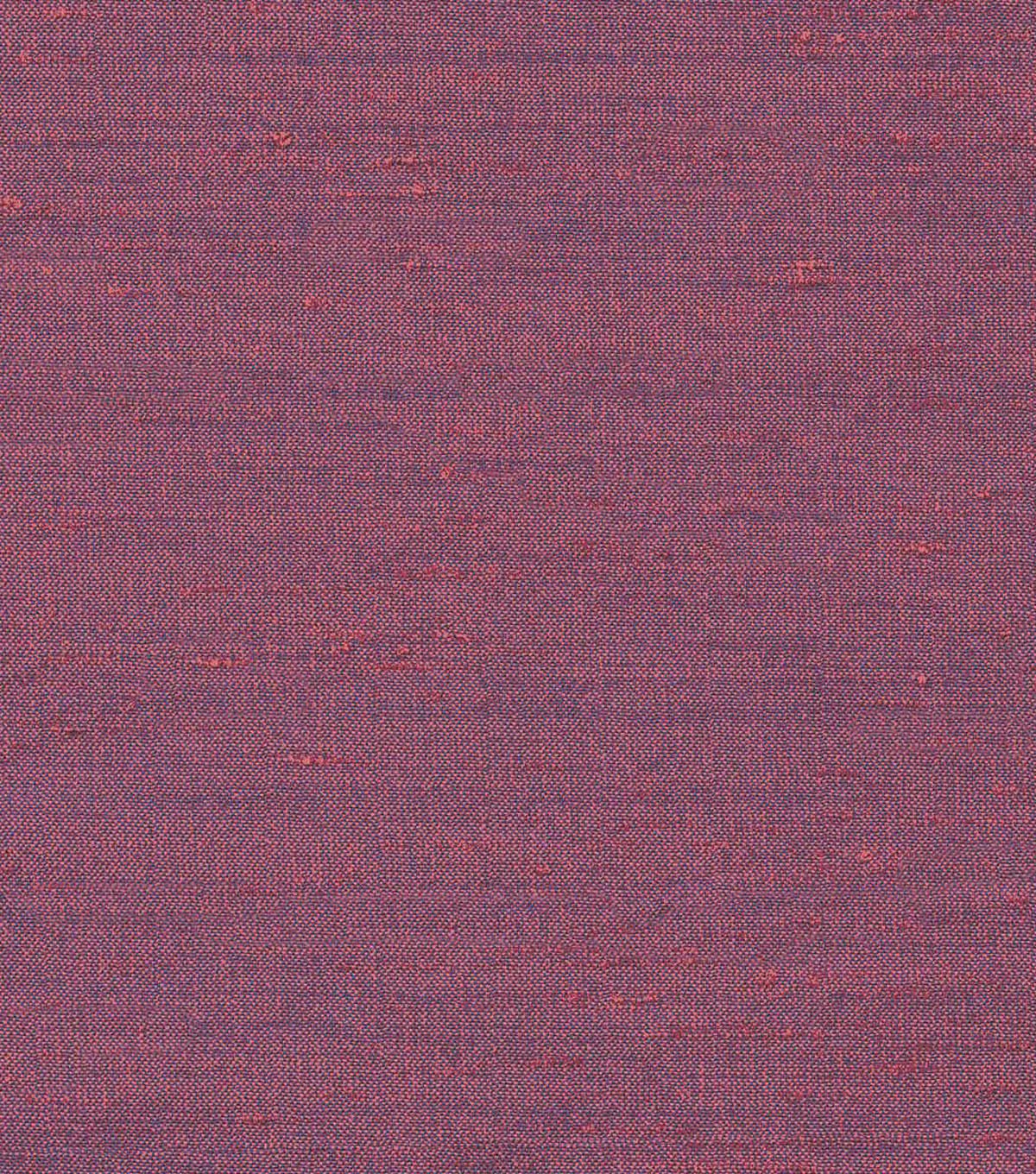 "Home Decor 8""x8"" Fabric Swatch-HGTV Home Dazzler Berry"
