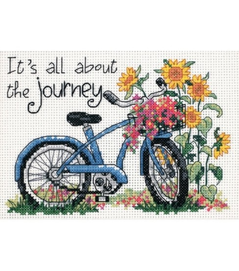 Dimensions The Journey Cntd X-Stitch Kit