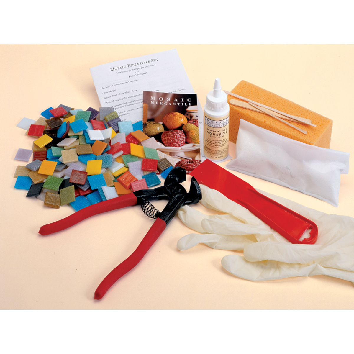 Mosaic Mercantile Mosaic Essential Set With Nipper
