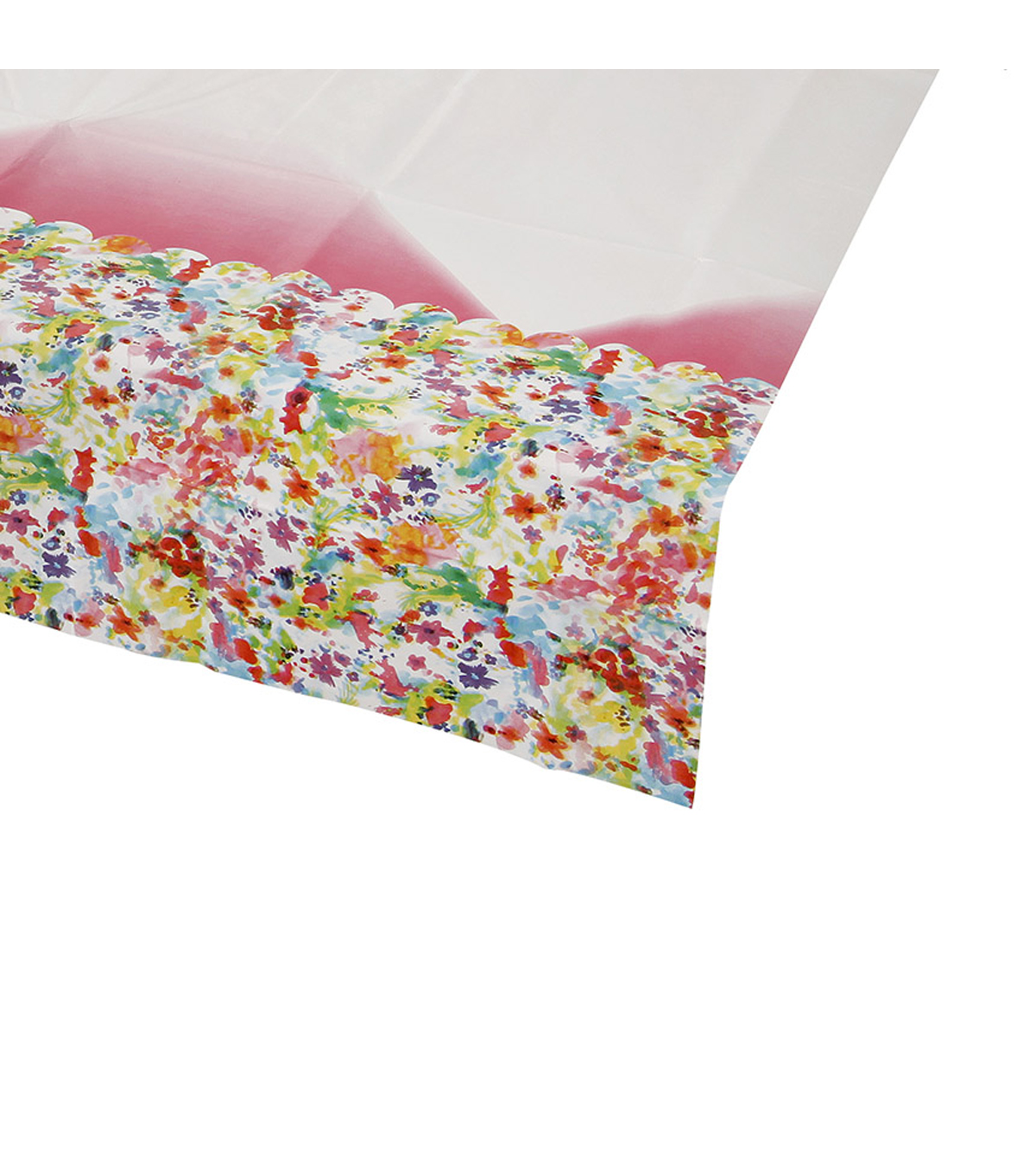 Floral Fiesta Table Cover