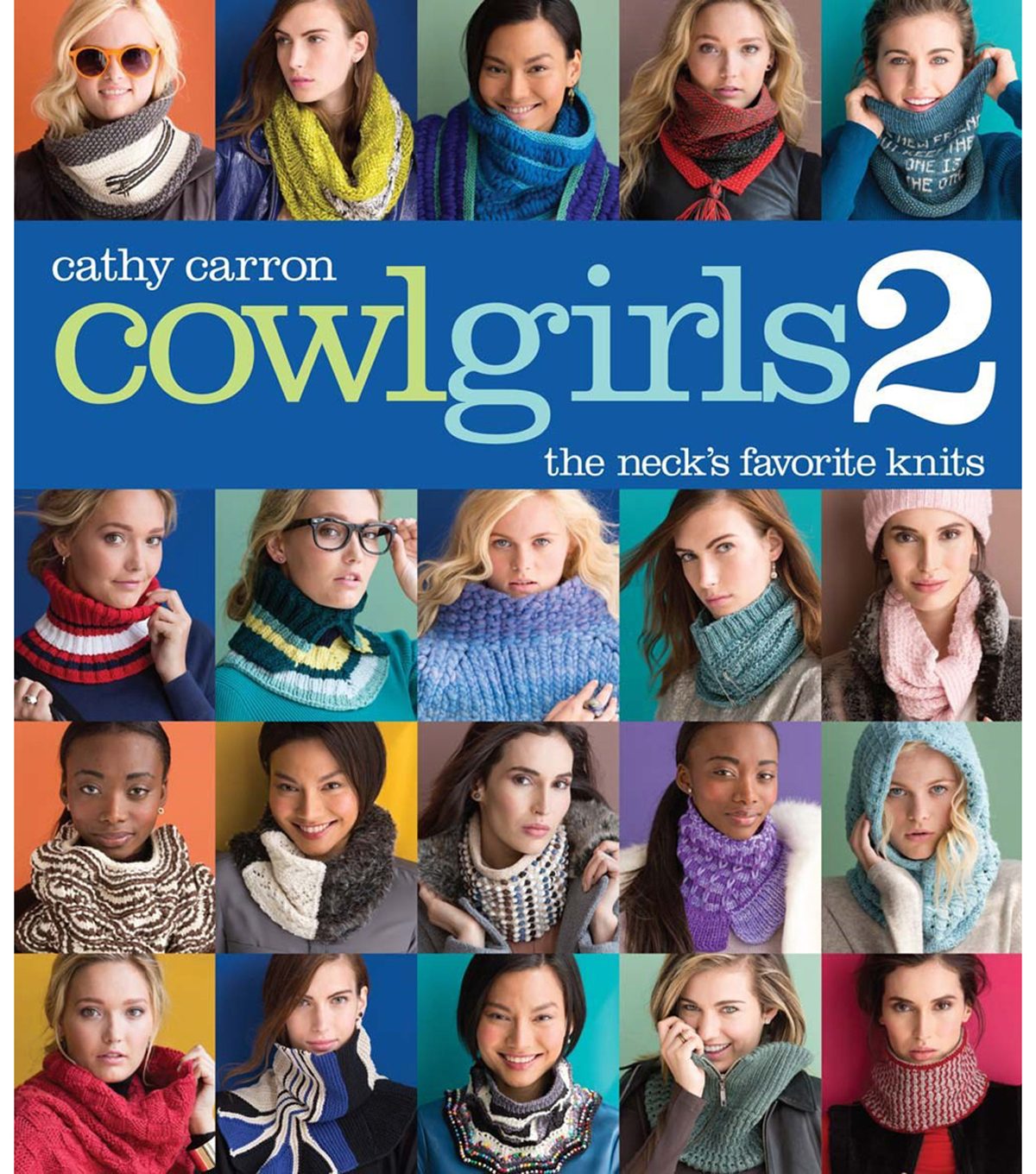 Cowl Girls 2 Book